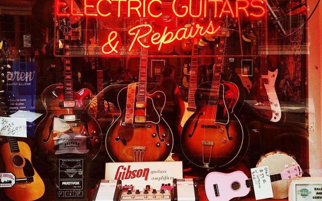 Geschenke für Gitarristen