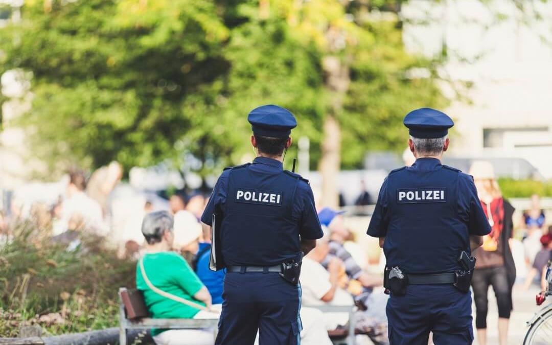Geschenke für Polizisten