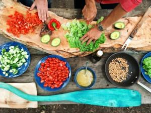 Geschenke für Vegetarier Kochkurs