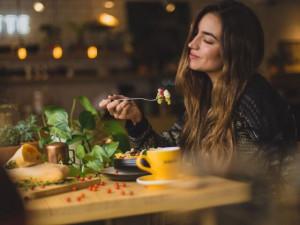 Geschenke für Vegetarier Restaurant Besuch