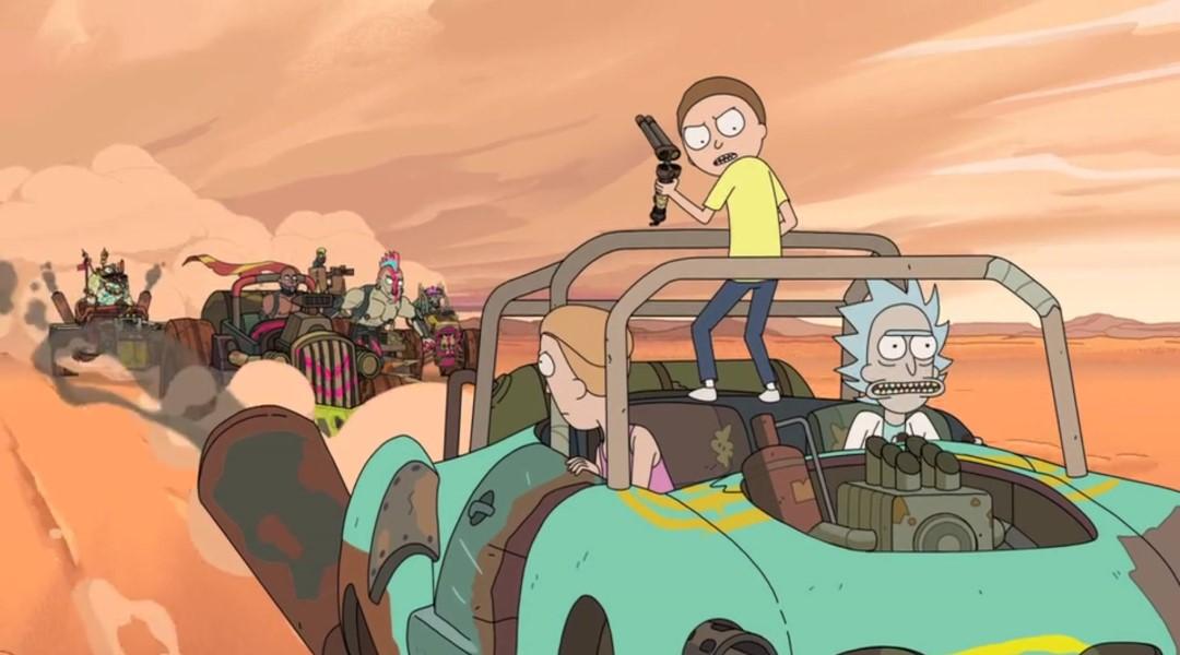 Rick and Morty Geschenke